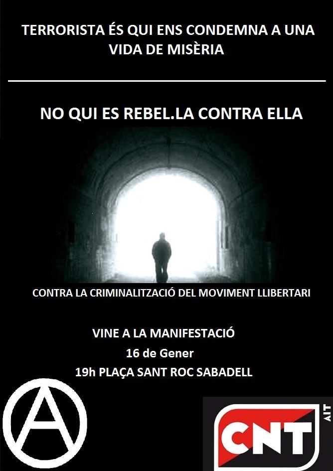 cartell SOV Sabadell